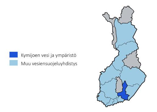 Kymijoen Vesi ja Ympäristö