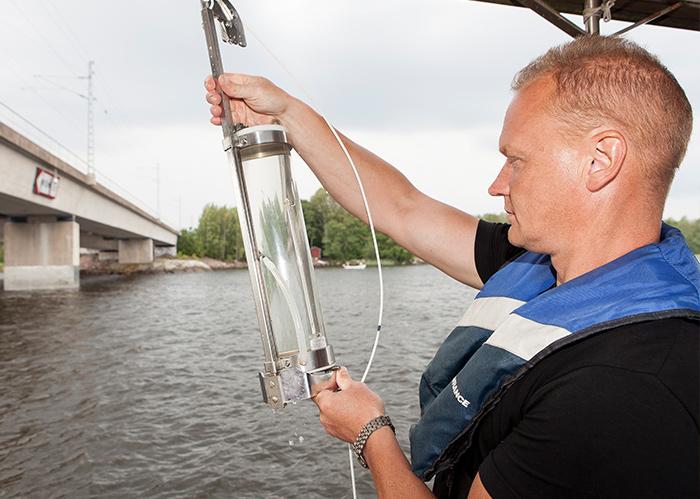 Kymijoen Vesi ja Ympäristö - Vesi- ja vesistötutkimukset