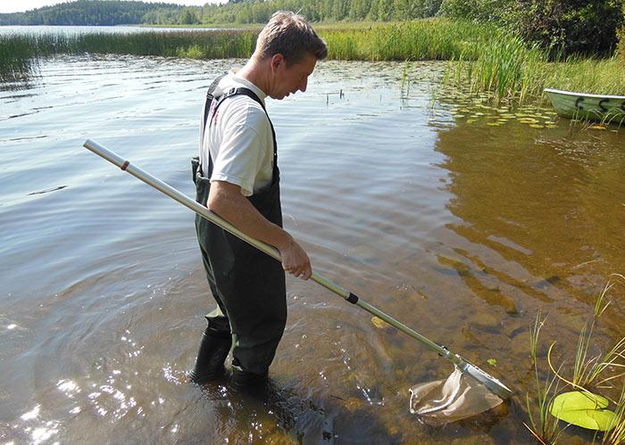 Kymijoen Vesi ja Ympäristö - Biologiset tutkimukset