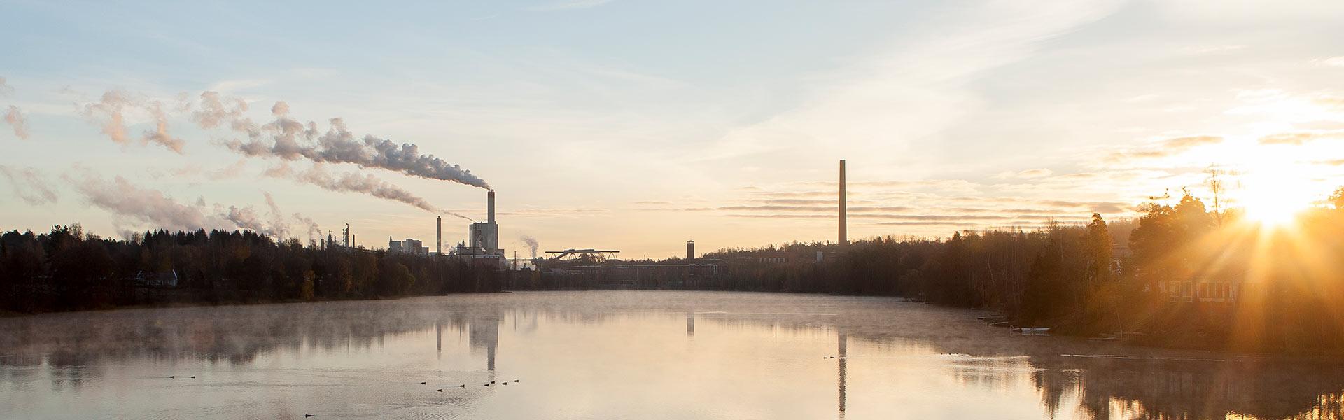Kymijoen Vesi ja Ympäristö - Jäsenistö